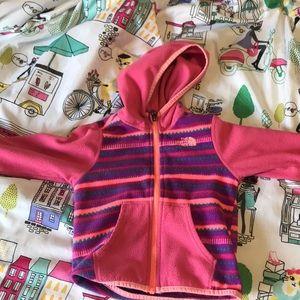 Toddler Girls North Face Fleece